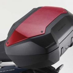 Garniture de Top Box Honda Forza 750 X-ADV 2021 - Rouge Métal R381