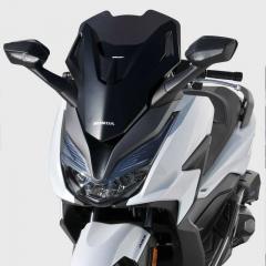 Bulle Ermax Sport 39cm Noir Foncé Forza 125/Forza 350 2021