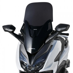 Bulle Ermax Taille Origine Noir Clair Forza 125/Forza 350 2021