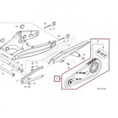 Kit Chaîne Honda 06406-MKN-D10