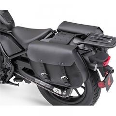 Sacoches Honda en cuir Rebel CMX500