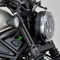 Protections de tubes de fourche Honda Rebel CMX500