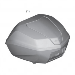 Smart top box Honda 35L PCX125