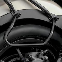 Supports de sacoches latérales Honda Rebel CMX500