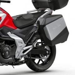 Kit valises latérales Honda NC750X