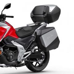 Valises latérales Honda NC750X