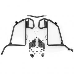Supports de valises latérales Honda CB500X gris mat