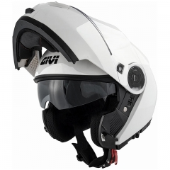 Casque Givi X.20 Expedition Solid Blanc