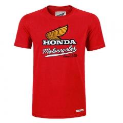 T-shirt Honda MOTORCYCLE Elsinore rouge