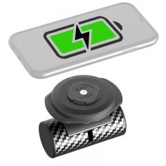 Platine Support Smartphone à induction Quad Lock