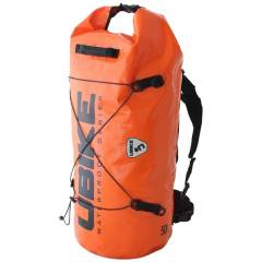 Sac-à-dos Ubike Cylinder Bag 50L - Orange