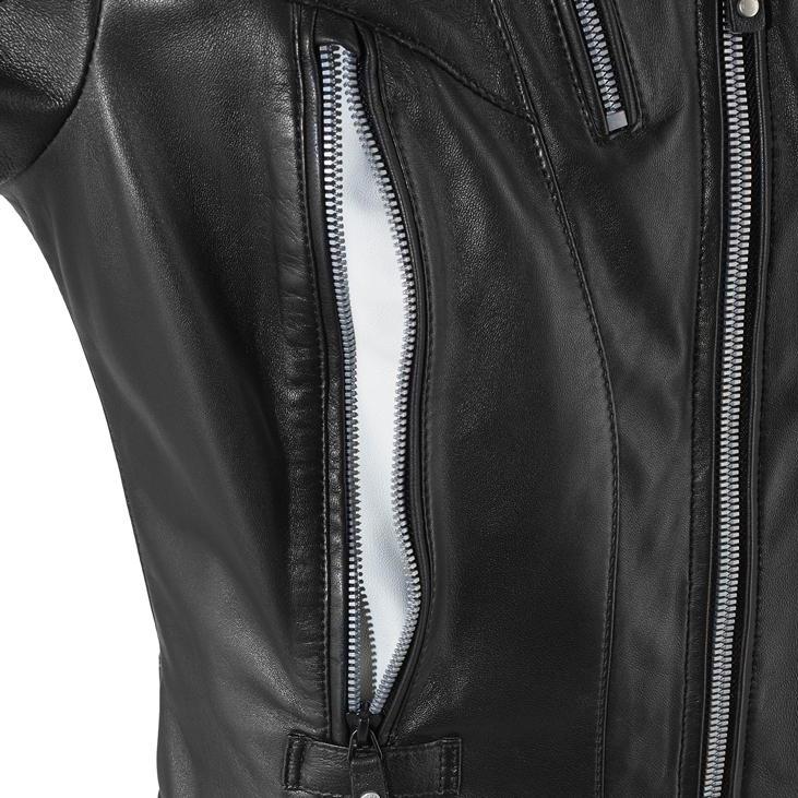 Accessoires Japauto Noir Ace Equipement Femme Blouson Spidi Cuir gYxBzP