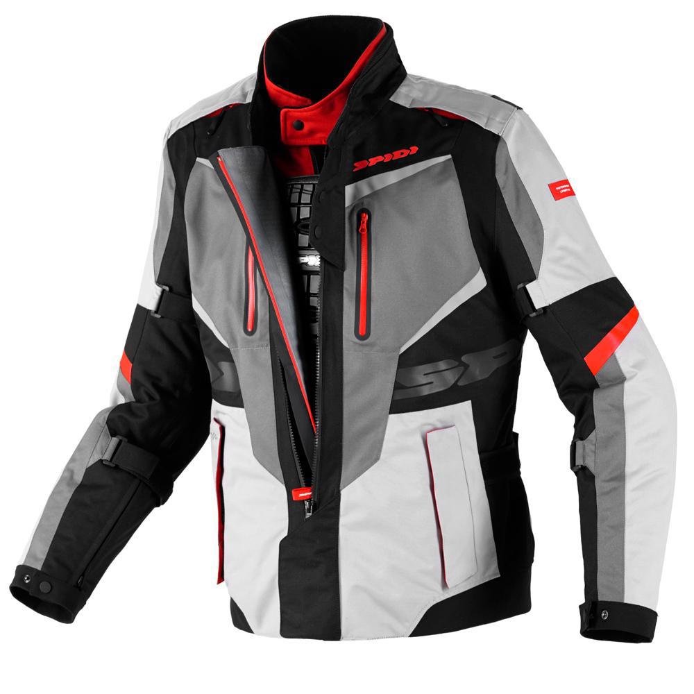 veste textile x tour spidi blouson moto equipement pilote japauto accessoires. Black Bedroom Furniture Sets. Home Design Ideas