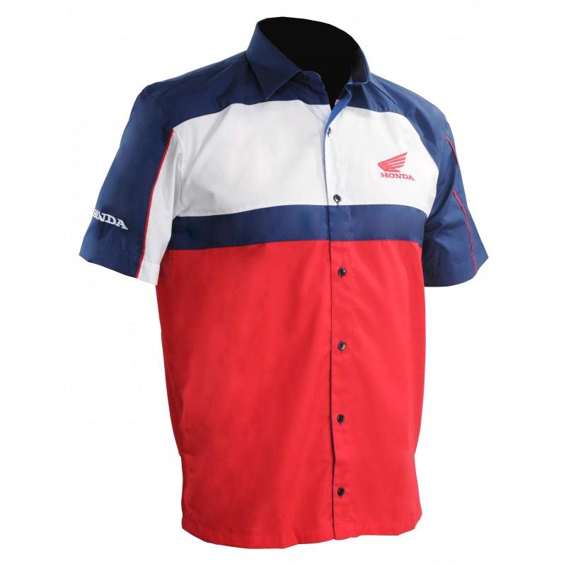 Chemise Honda Racing 2015 - Japauto Accessoires
