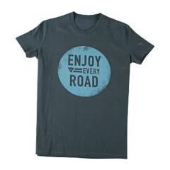 T-shirt Dainese N'JOY - Gris