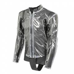 Veste de Pluie Dainese RAIN BODY RACING D1 Transparent