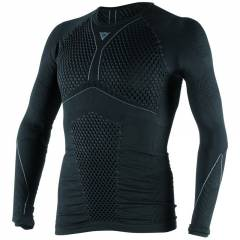 T-shirt Dainese D-CORE THERMO TEE LS - Noir