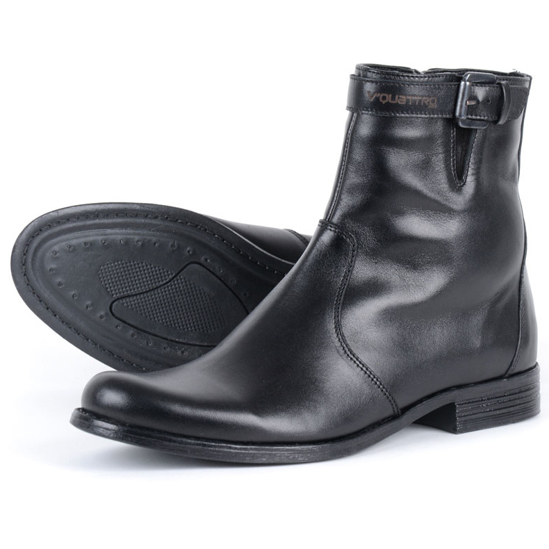 bottines v quattro legacy demi botte moto homme japauto accessoires. Black Bedroom Furniture Sets. Home Design Ideas