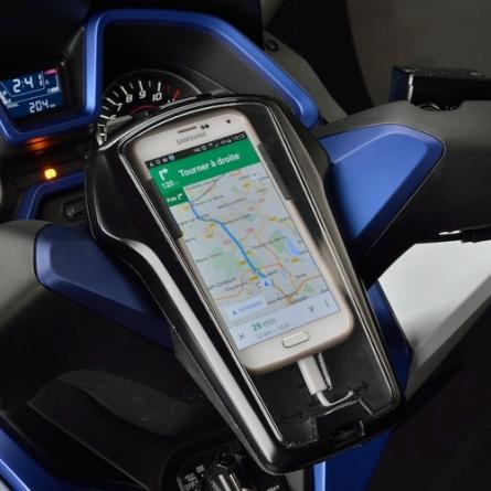Support Smartphone Honda Forza 125 Accessoire Gps Et