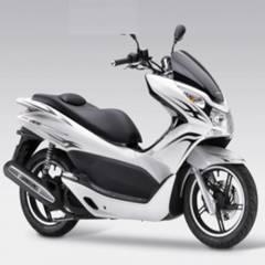 Kit autocollants Honda PCX 125