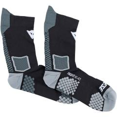 Chaussettes Dainese D-CORE MID Black/Anthracite