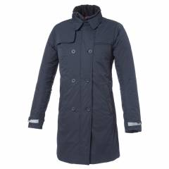 Trench Tucano SERISSA LIGHT Lady Bleu/Noir