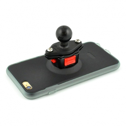Support Tecnoglobe Fit-clic compatible Ram Mount