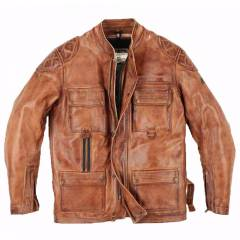 Blouson Helstons Screamy Crust Camel