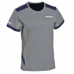 T-shirt Honda Paddock Gris Navy