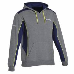 Sweat-shirt Honda Paddock Gris Navy - Gris