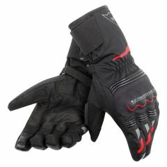 Gants Dainese Tempest D-Dry Long - Rouge