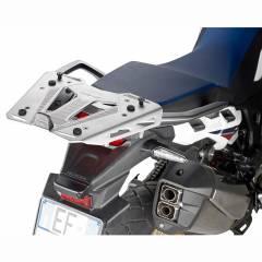 La platine M8A est fabriquée par Givi en aluminium afin d'offrir une résistance accrue