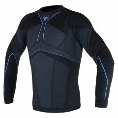 T Shirt Dainese D-Core Aero Tee Noir Bleu