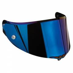 Visor AGV Race 3 As Iridium Bleu