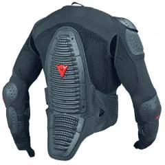 Gilet de protection Dainese Light Wave D1 1 Noir - Noir