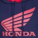 Détail du sweat-shirt Honda Racing