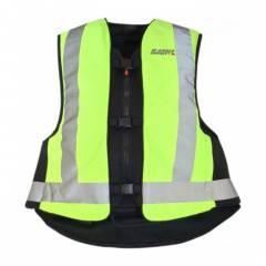 Gilet Hi-Airbag R-Connect jaune