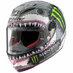 Casque Shark Race-R Pro Lorenzo Blanc