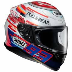 Casque Shoei NXR MARQUEZ POWER-UP TC-1 - Déco