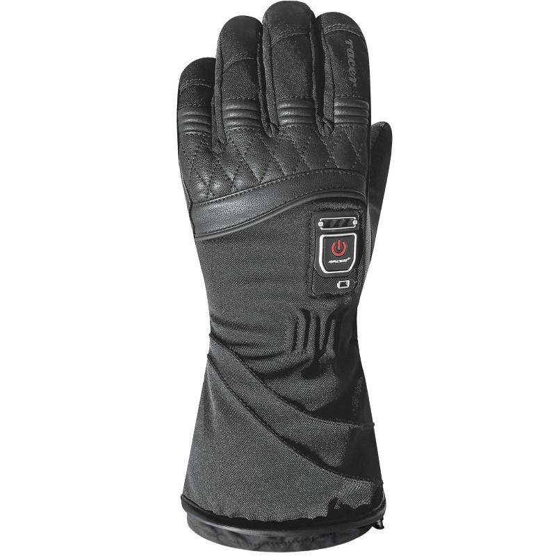 gants chauffants racer connectic 2 femme gants moto hiver japauto accessoires. Black Bedroom Furniture Sets. Home Design Ideas