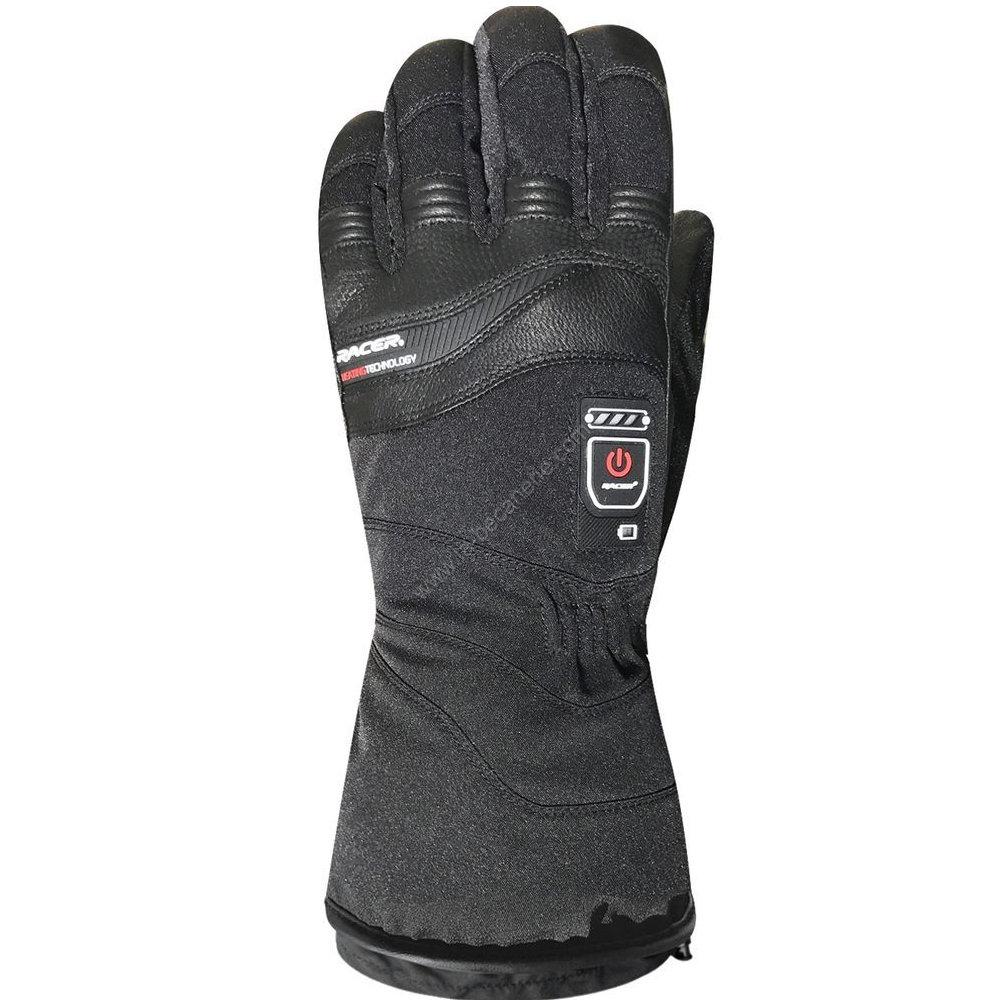 gants chauffants racer connectic 2 gants moto hiver japauto accessoires. Black Bedroom Furniture Sets. Home Design Ideas