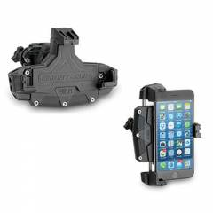 Support smartphone universel GIVI S920M SMART CLIP Medium