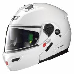Casque Modulable Grex G9.1 EVOLVE KINETIC Brillant - Blanc