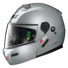 Casque Modulable Grex G9.1 EVOLVE KINETIC Brillant - Gris