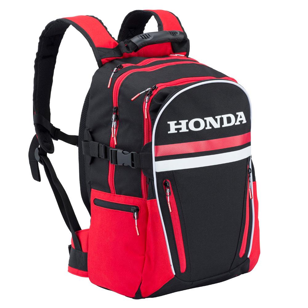 sac dos racing honda 18 bagagerie honda japauto. Black Bedroom Furniture Sets. Home Design Ideas