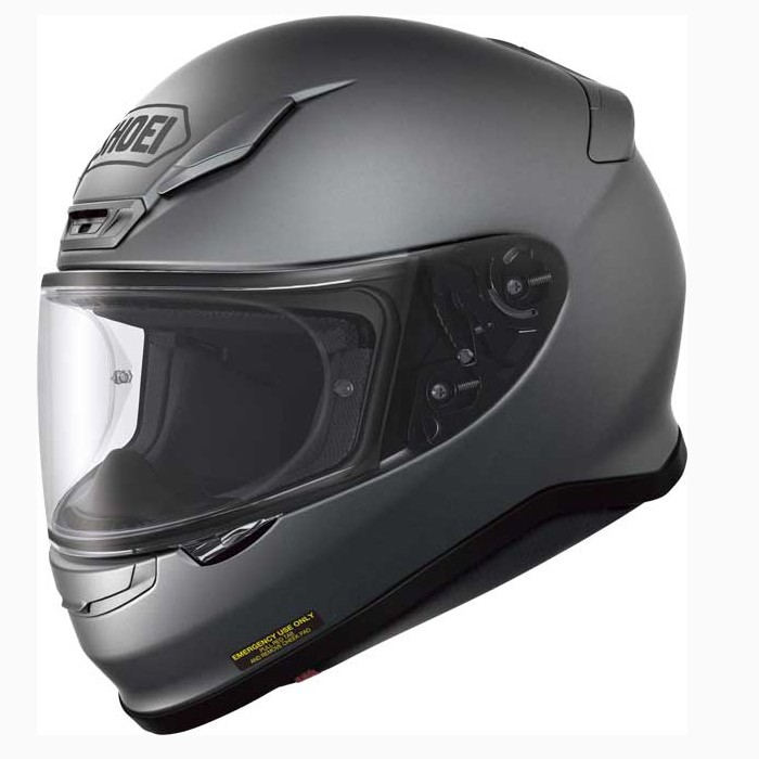 casque int gral shoei nxr gris mat japauto accessoires equipement pilote pour moto et scooter. Black Bedroom Furniture Sets. Home Design Ideas