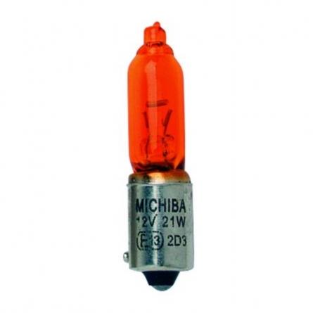 Ampoule orange homologuée Chaft