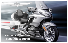Acessoires Gold Wing Touring 1800 2018