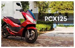 Accessoires PCX 125 Honda