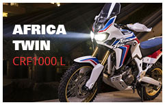 Accessoires Africa Twin CRF1000 L